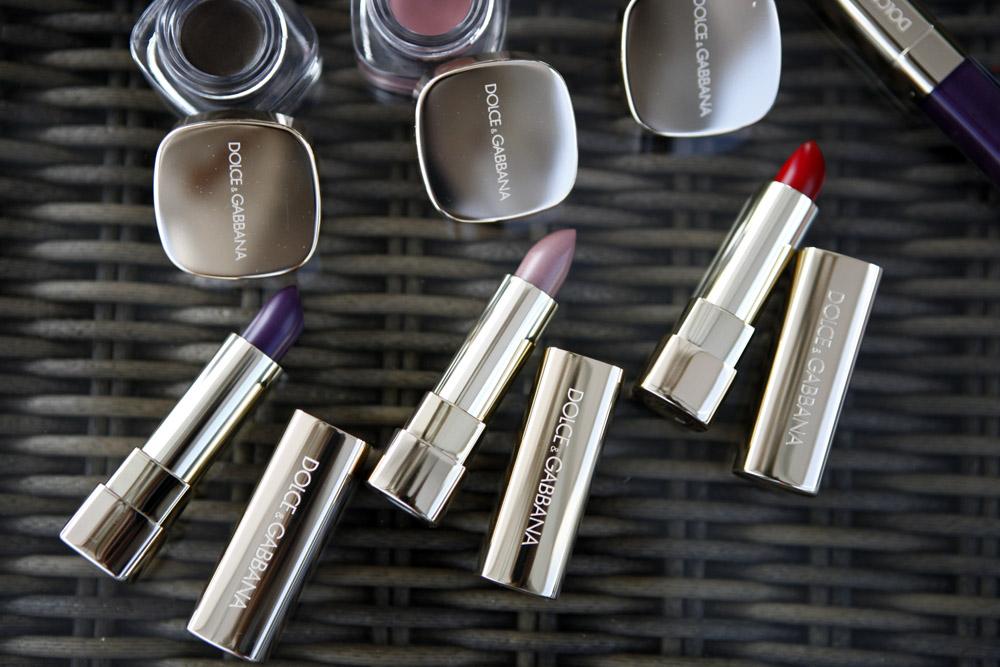 dolce gabbana fall lipsticks