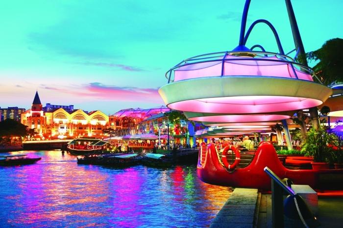 ruota panoramica singapore