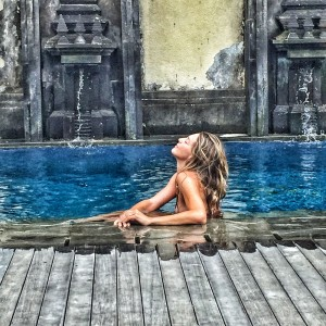 seminyak villa with private pool