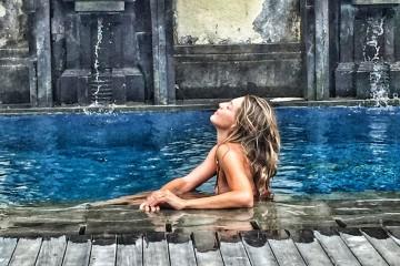 seminyak villa with private pool
