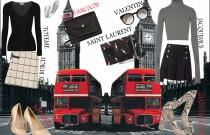 London fashion week September 2015