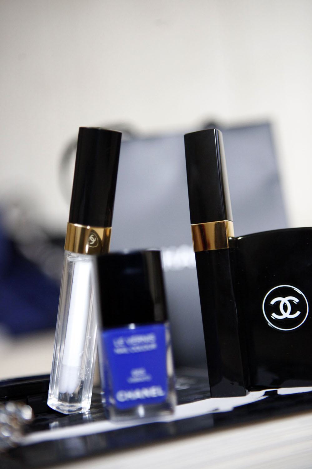 chanel make up winter 2016 blue rhythm