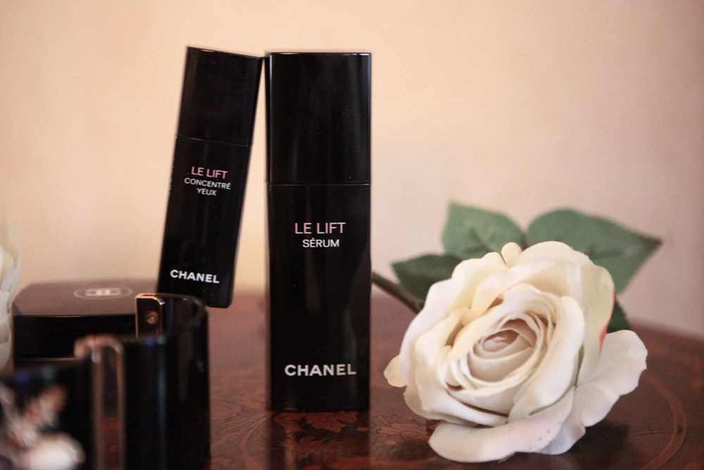 le lift mascque serum chanel