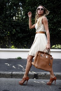 pair bag and shoes