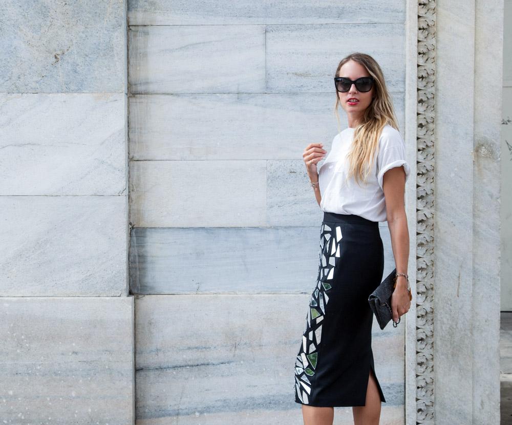 pencil skirt match