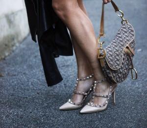 valentino rockstuds shoes
