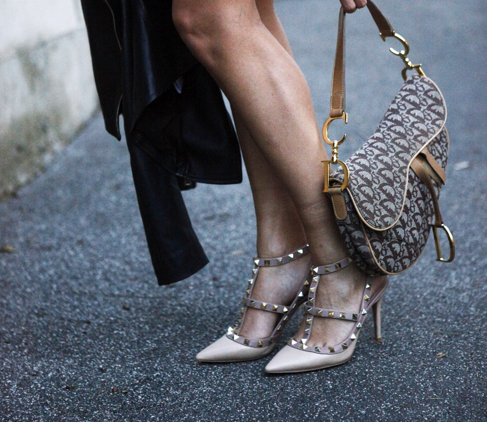 valentino rockstuds shoes