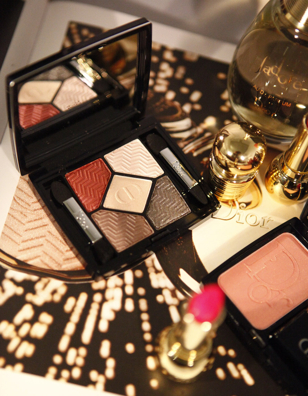 dior state of gold palette christmas 2015