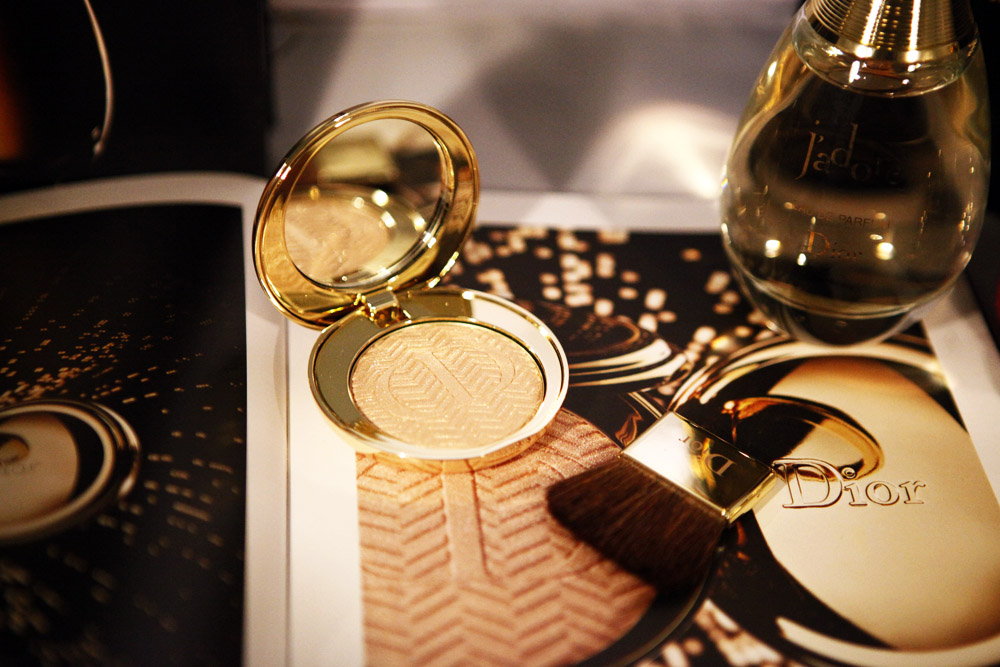 Dior State of Gold Christmas 2015