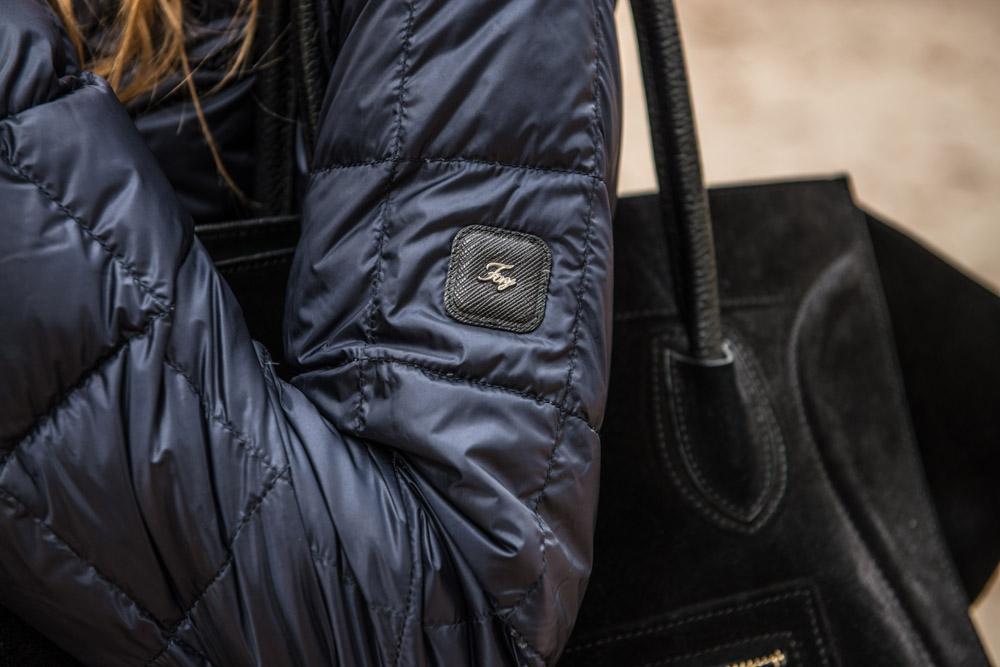 giacca fay blu