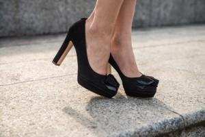 scarpe decolltè twin-set