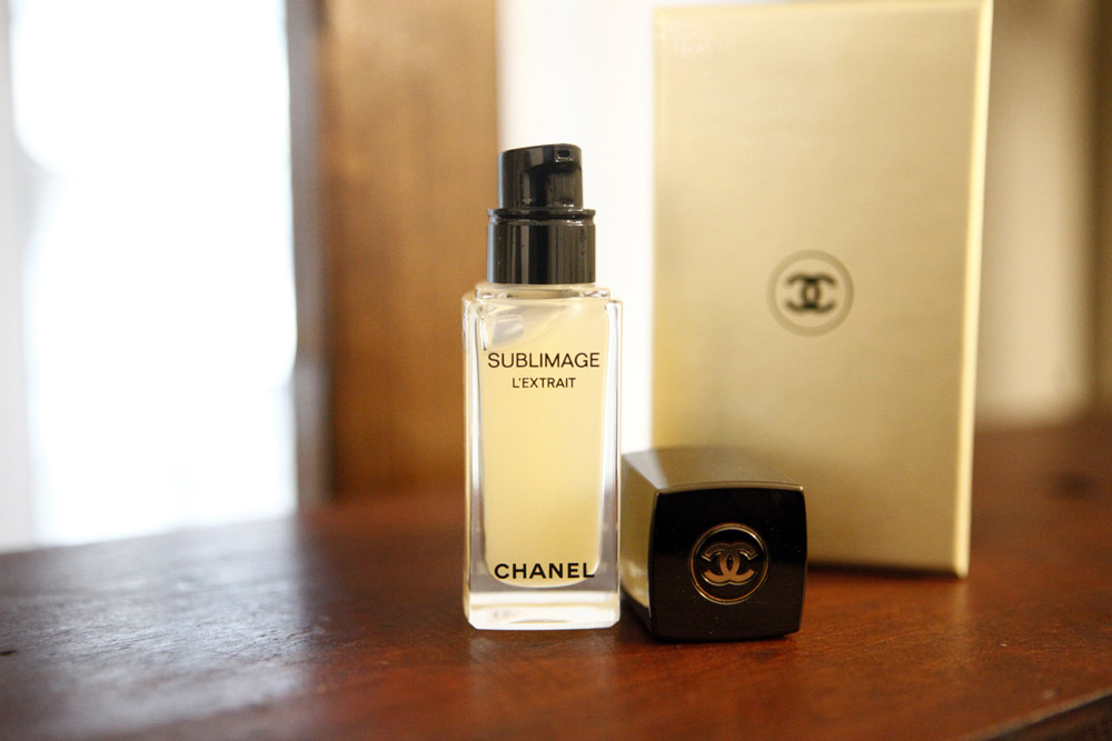 sublimage chanel exrtait 2