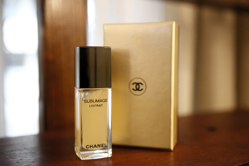 sublimage chanel extrait