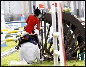 thumb caduta a cavallo
