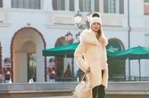 blumarine white coat winter 2015 noventa del piave outlet
