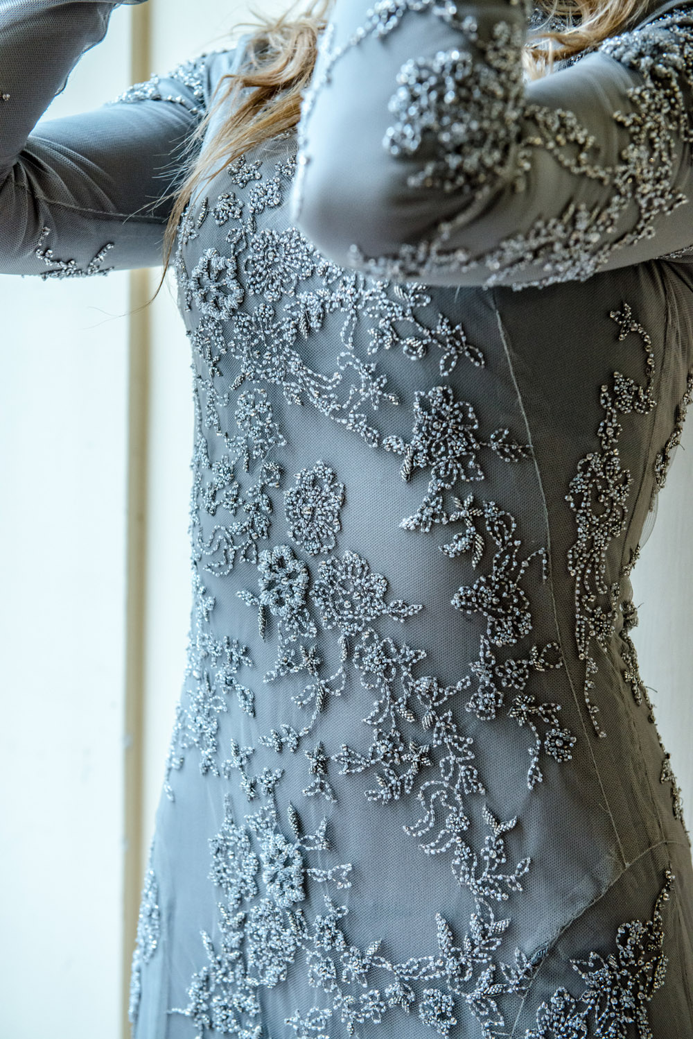 details of new year's eve dress