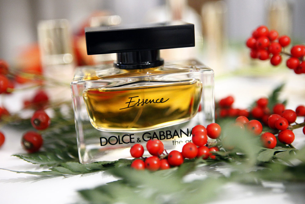 essence dolce gabbana the one