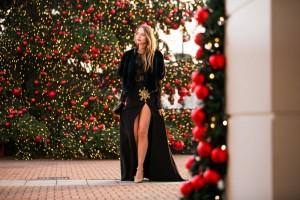 il look natalizio da indossare per le feste