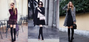 Come indossare le Parigine- 3 look differenti