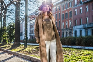 cappotto over beige