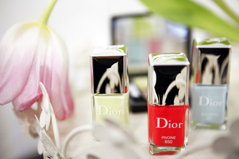dior pivone nailpolish glowing gardens 2016
