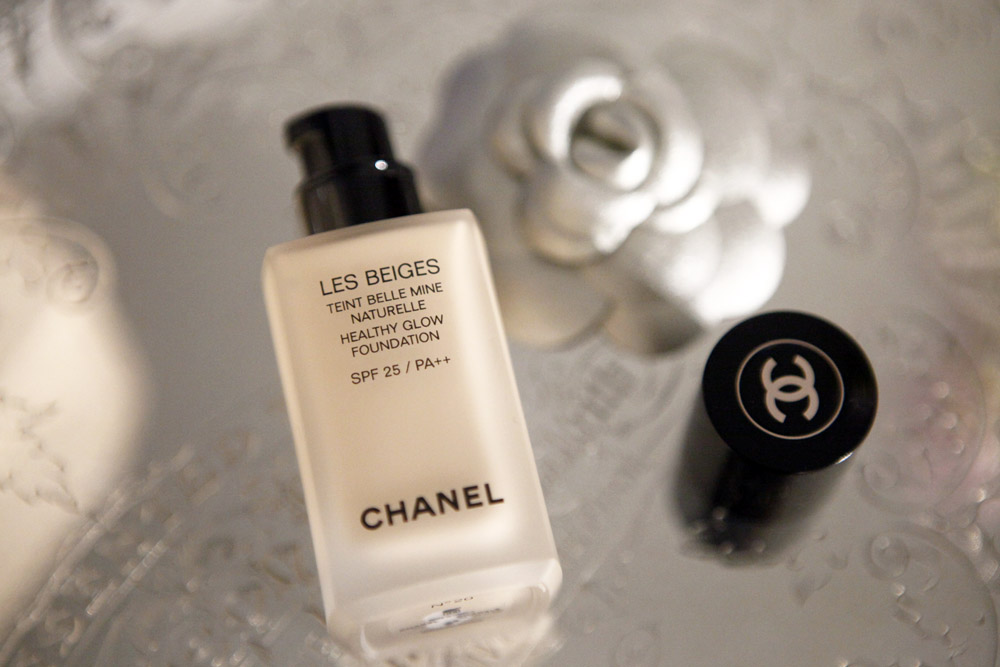 Chanel Les beiges teint belle mine