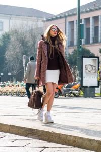 cappotto fay fall 2016 tweed