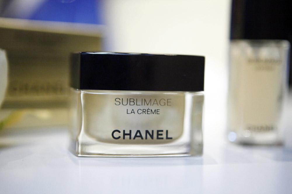 Chanel Sublimage :La creme