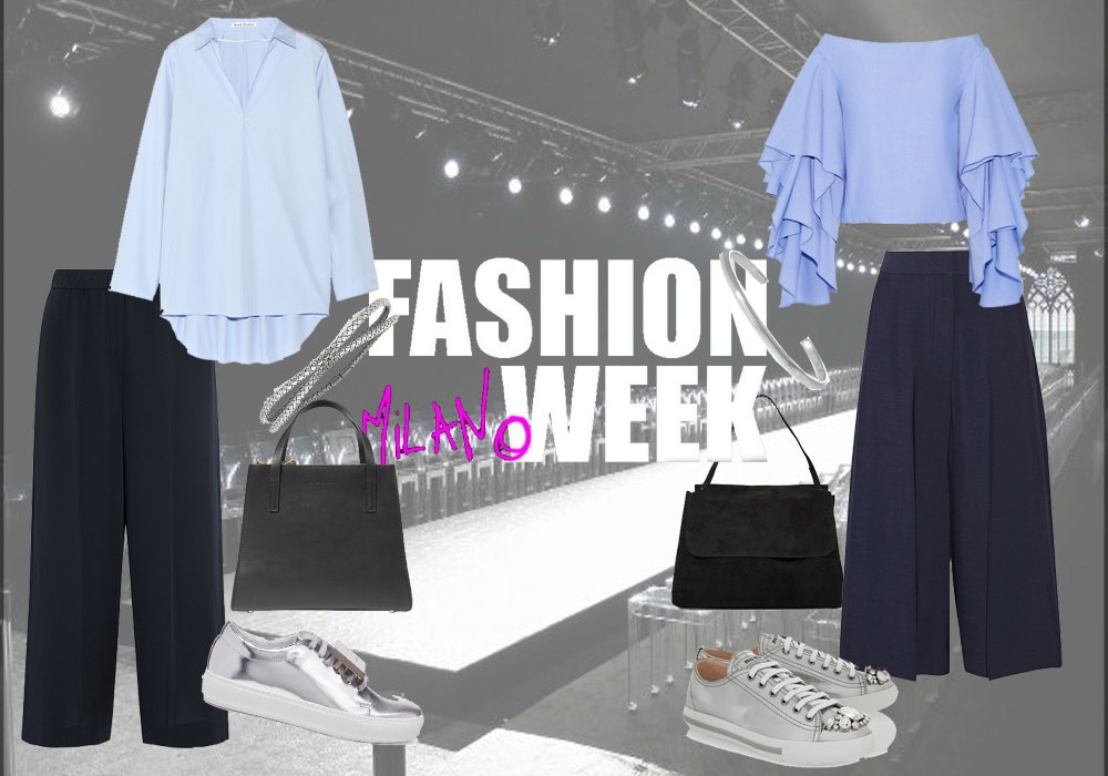Milan Fashion Week: Get the look