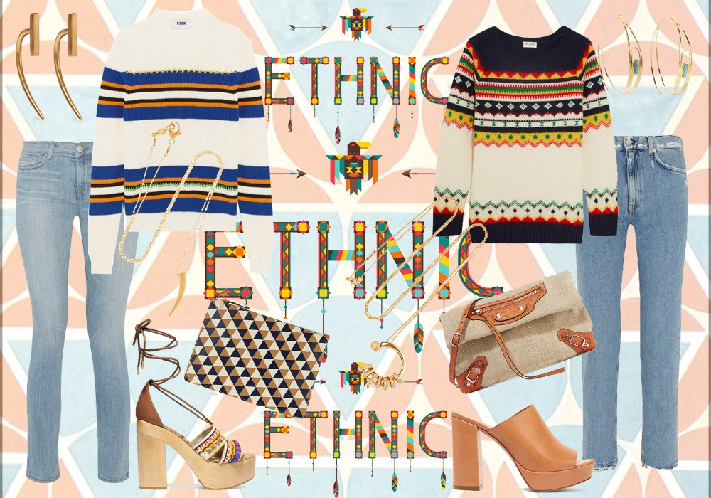 Ethnic Fashion Outfits