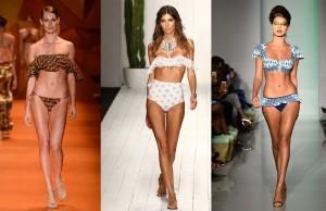 bikini con le rouches summer trends 2016