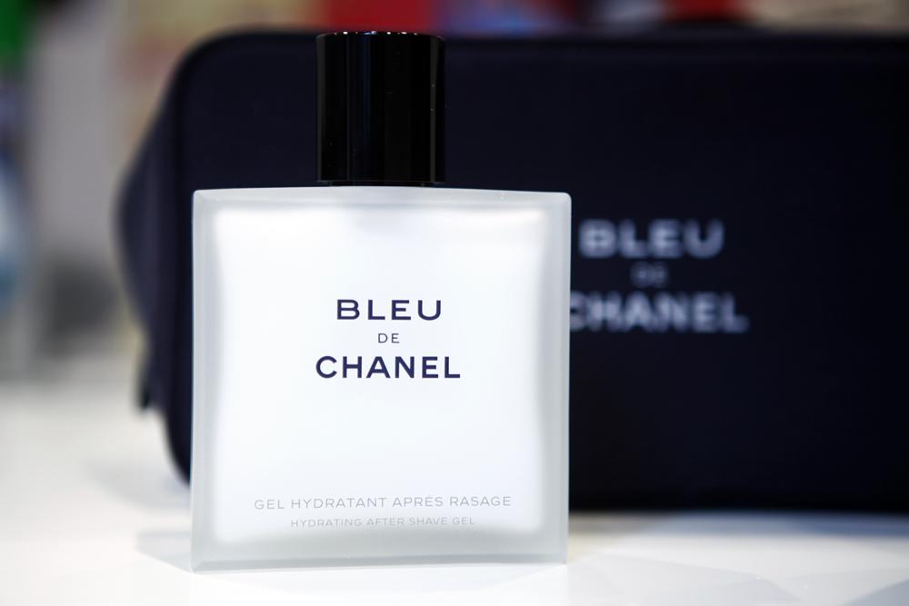 Festa del Papà: Chanel Bleu Shave in Style