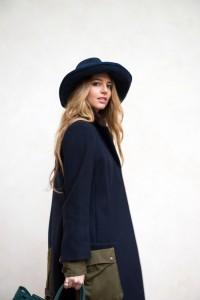 fedora bcbg hat