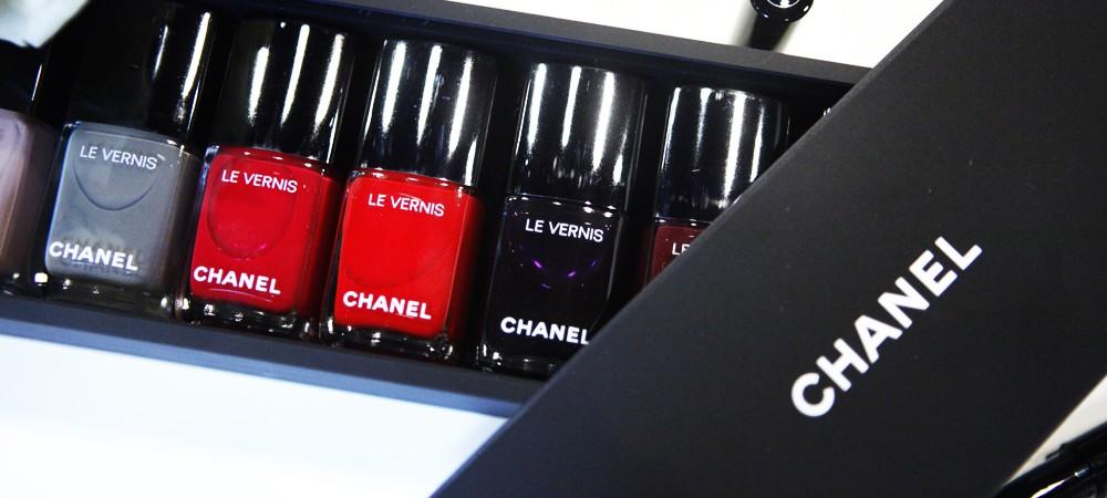 Chanel le duo vernis longue tenue