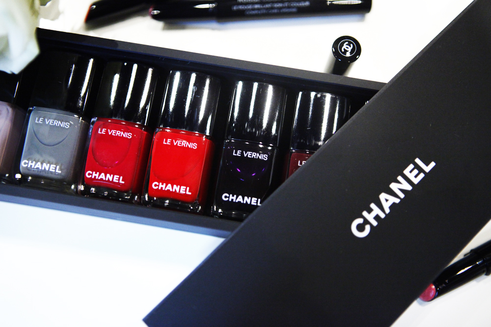 Chanel le duo vernis longue tenue