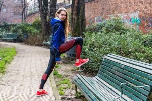 correre al parco gli esercizi da fare