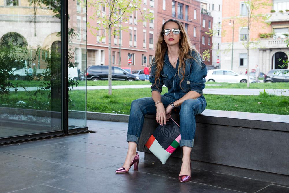 I tre segreti da sapere sulla Tuta di Jeans
