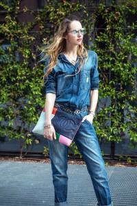 tuta di jeans primavera 2016
