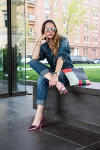 tuta in jeans 2016