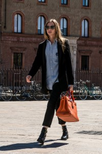 Giacca Smoking- Come indossarla in un look casual