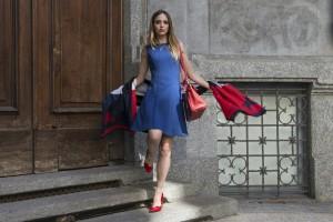 blu cina dress sisley