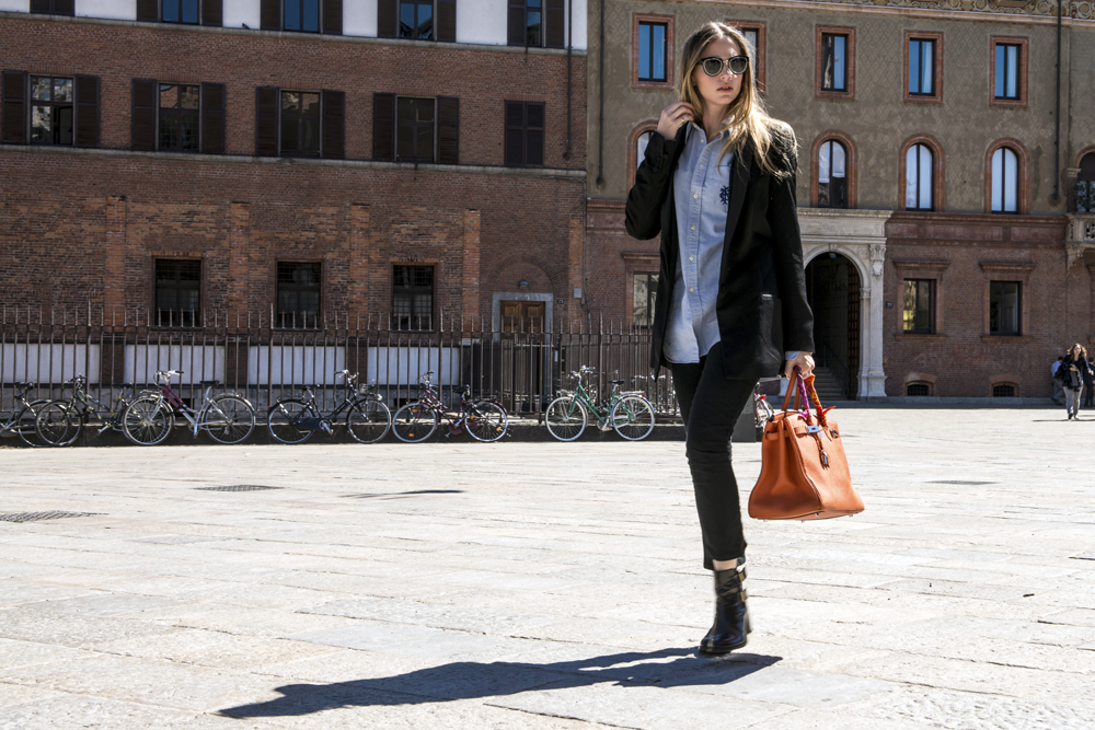 Giacca Smoking: Come indossarla in un look casual