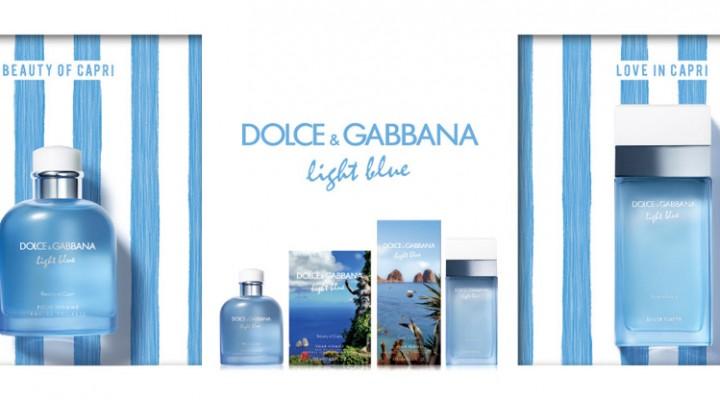 Dolce Amp Gabbana Light Blue Beauty Of Capri Eau De