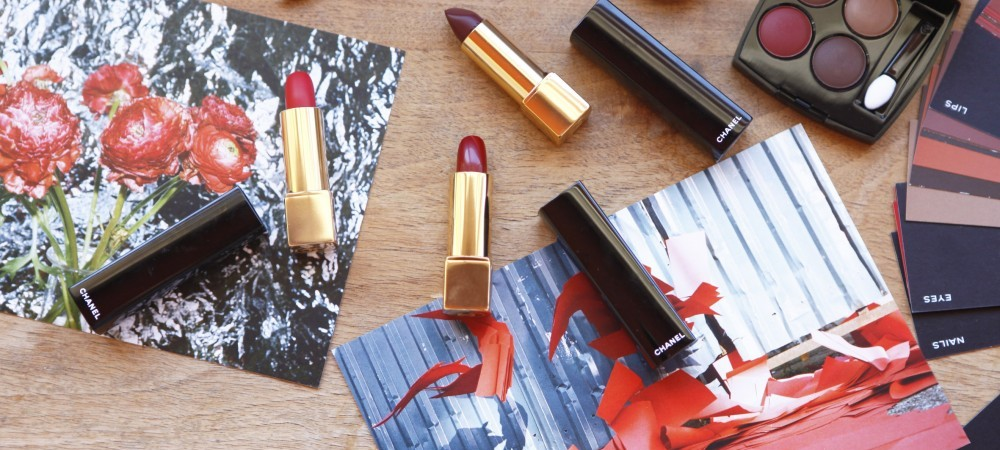 Chanel Le Rouge Collection n.1 Automne 2016