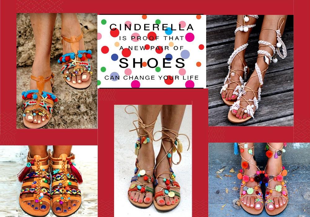 Pom Pom Sandals Summer 2016