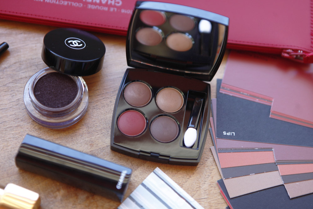 chanel collection le rouge 2016