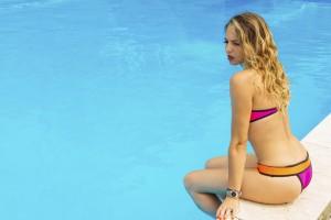 fucsia bikini summer 2016