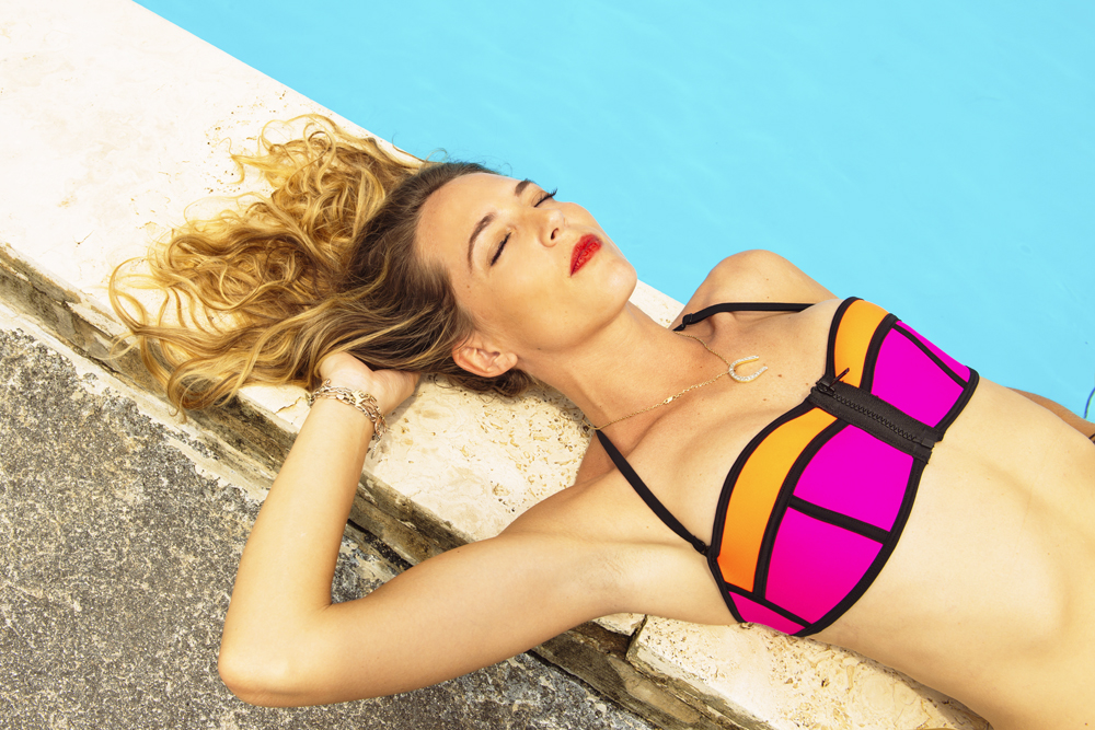 neoprene bikini summer 2016