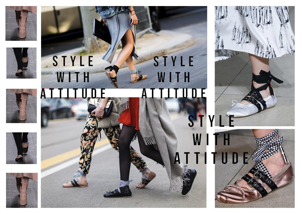 Ballerina Trends: Come indossarle