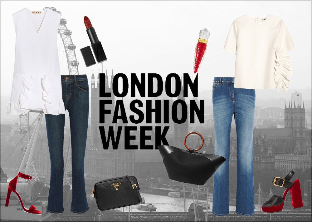 How to style- London Fashion Week Look 2017